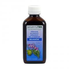 Naturfyt Sprchový gel a šampon bylinkový relaxační 200 ml