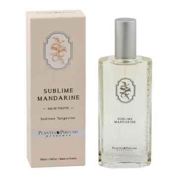 Plantes et Parfums Toaletní voda Sublime Mandarine 100 ml