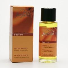 Farfalla Tělový olej Tři růže 80 ml