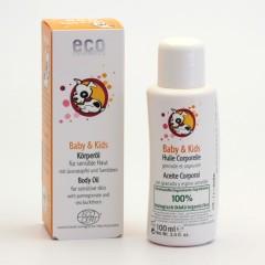 Eco Cosmetics Kojenecký a dětský olej, Baby 100 ml
