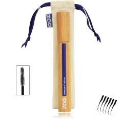 ZAO Řasenka 080 Black 9 ml bambusový obal