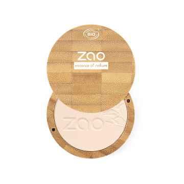 ZAO Kompaktní pudr 301 Ivory 9 g bambusový obal