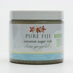 Pure Fiji Kokosový peeling s třtinovým cukrem, zázvor 457 ml
