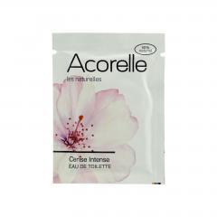 Acorelle Toaletní voda Třešeň 3 ml, vonný kapesník