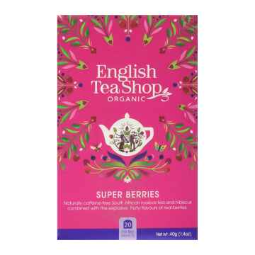English Tea Shop Super ovocný čaj 20 ks, 30 g
