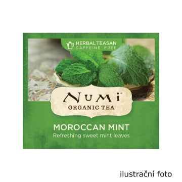 Numi Bylinný čaj Moroccan Mint 100 ks, 220 g
