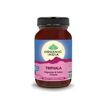 Organic India Triphala 60 kapslí