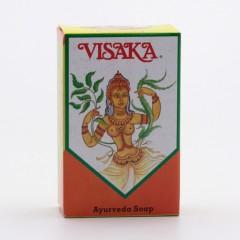Mýdlo ayurvédské Visaka 75 g