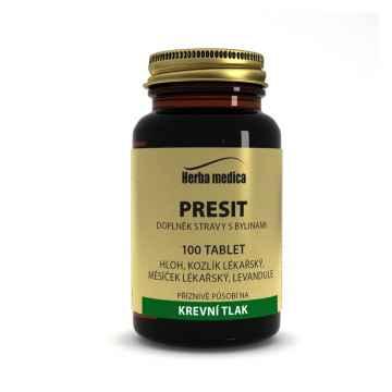 Herba Medica Presit 50 g,100 ks (tablet)