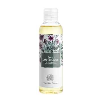 Nobilis Tilia Tělový a masážní olej Celulitida 200 ml