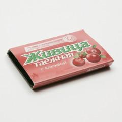 ostatní Sibiřská žvýkací pryskyřice s klikvou 5 tablet, 4 g