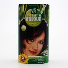 Henna Plus Dlouhotrvající barva Burgundská hnědá 3.67 100 ml