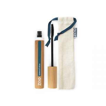 ZAO Řasenka pro větší objem 085 Ebony 7 ml bambusový obal