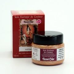 Henné Color Tónovací vlasová maska henna Kaštan 150 ml