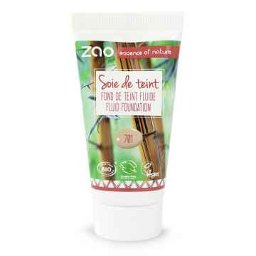 ZAO Hedvábný tekutý make-up 701 Ivory 30 ml náplň