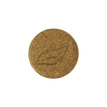 puroBIO cosmetics Minerální oční stíny 16 Brass 2,5 g náplň