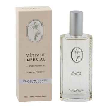 Plantes et Parfums Toaletní voda Vétiver Impérial 100 ml