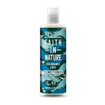 Faith in Nature Kondicionér bez parfemace 400 ml
