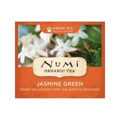 Numi Organic Tea Jasmine Green, zelený čaj ochucený 2 g, 1 ks