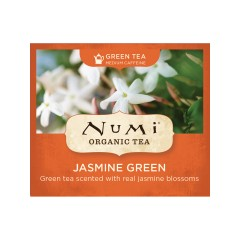 Numi Zelený čaj Jasmine Green 1 ks, 2 g