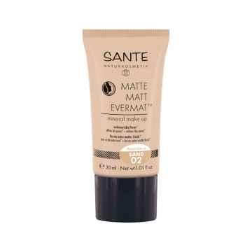 Santé Matující make-up 02, písková 30 ml