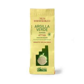 Argital Aktivní zelený jíl vysušený sluncem Ventilated 500 g