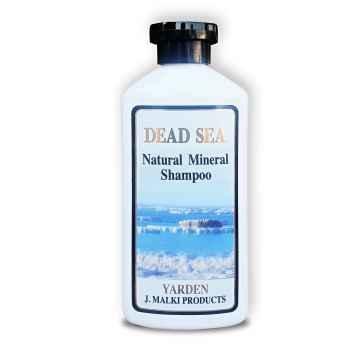 Malki Šampon minerální, na normální vlasy 300 ml