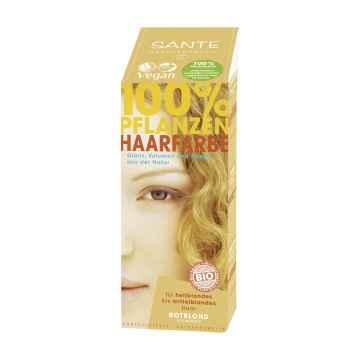 Santé Rostlinná barva na vlasy teplá blond 100 g