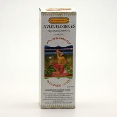 Siddhalepa Ayur elixír č. 16 Punarasawaya 220 ml