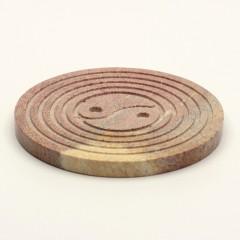 Shanti Stojánek kamenný na japonské tenké tyčinky 1 ks