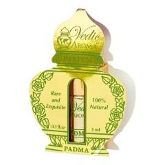 Vedic Aroma Ayurvédský parfém na bázi oleje Padma 3 ml, roll on