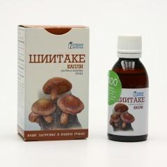ostatní Shiitake extrakt 50 ml