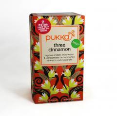 Pukka Čaj ayurvédský Three Cinnamon 20 ks, 40 g
