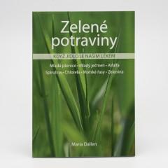 Knihy Zelené potraviny, Maria Dallen 113 stran
