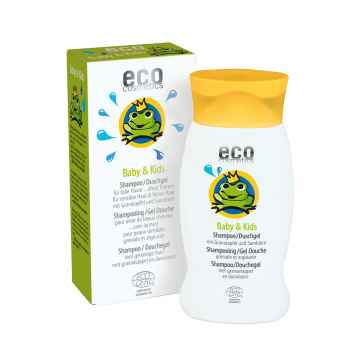 Eco Cosmetics Šampon a sprchový gel, Baby 200 ml