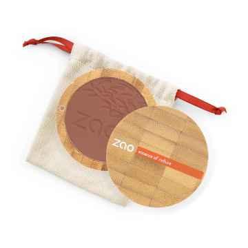 ZAO Tvářenka 321 Brown Orange 9 g bambusový obal