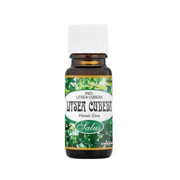 Saloos Litsea cubeba esenciální olej 10 ml