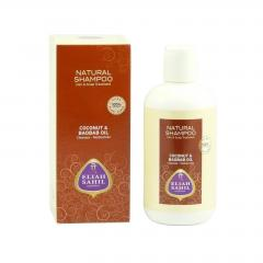 Eliah Sahil Ájurvédský šampon kokos a baobab olej 250 ml