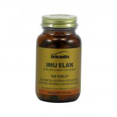 Herba Medica Imu Elan 50 g,100 ks (tablet)
