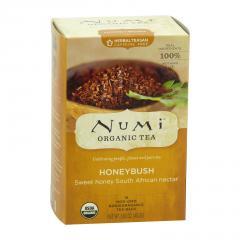 Numi Bylinný čaj Honeybush 18 ks, 43,2 g
