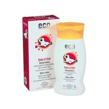 Eco Cosmetics Tělové mléko dětské, Baby 200 ml