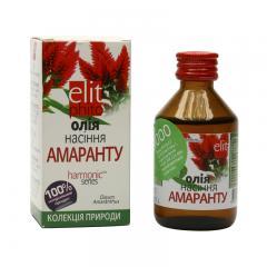 ostatní Amarantový olej 50 ml