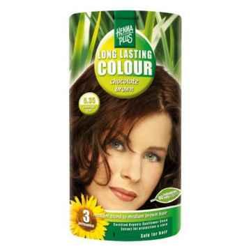 Henna Plus Dlouhotrvající barva Čokoládově hnědá 5.35 100 ml