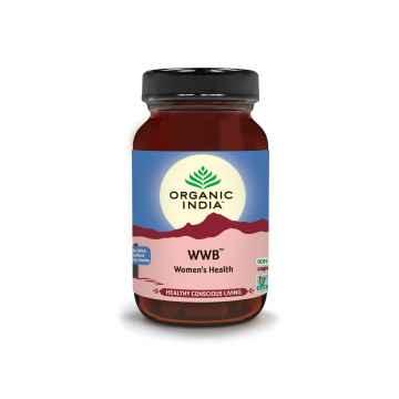 Organic India Zdraví pro ženu, kapsle 60 ks