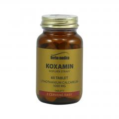 Koxamin 62,22 g, 60 ks (tablet)