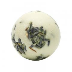 Ceano Cosmetics Krémová kulička do koupele levandule 1 ks, 50 g