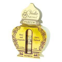Vedic Aroma Ayurvédský parfém na bázi oleje Somia 3 ml, roll on