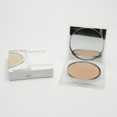 Santé Kompaktní pudr 02, light beige 9 g