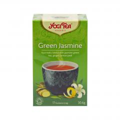 Golden Temple Čaj Yogitea Green Jasmine 17 ks, 30,6 g