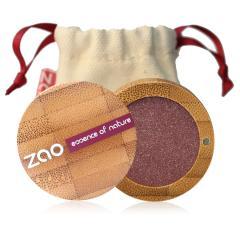 ZAO Třpytivé oční stíny 104 Pearly Garnet 3 g bambusový obal